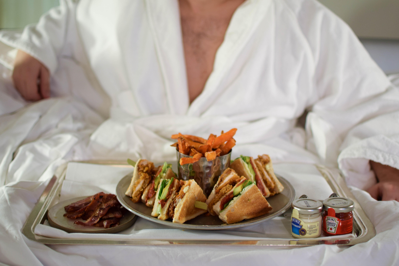 Sanderson Hotel Club Sandwich