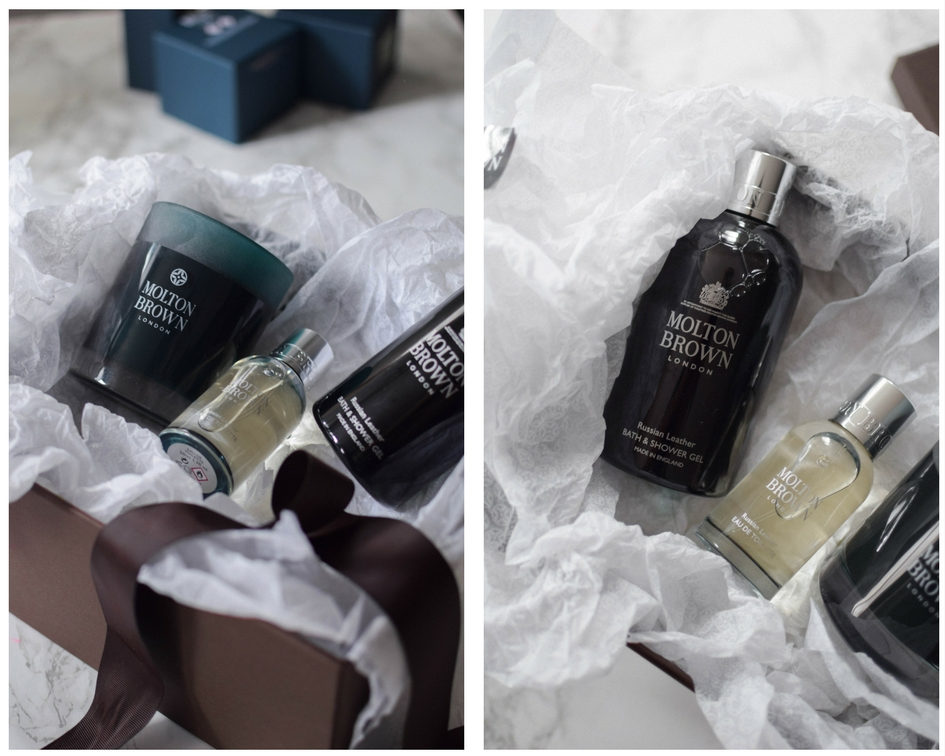 Molton Brown Russian Leather Collection 2