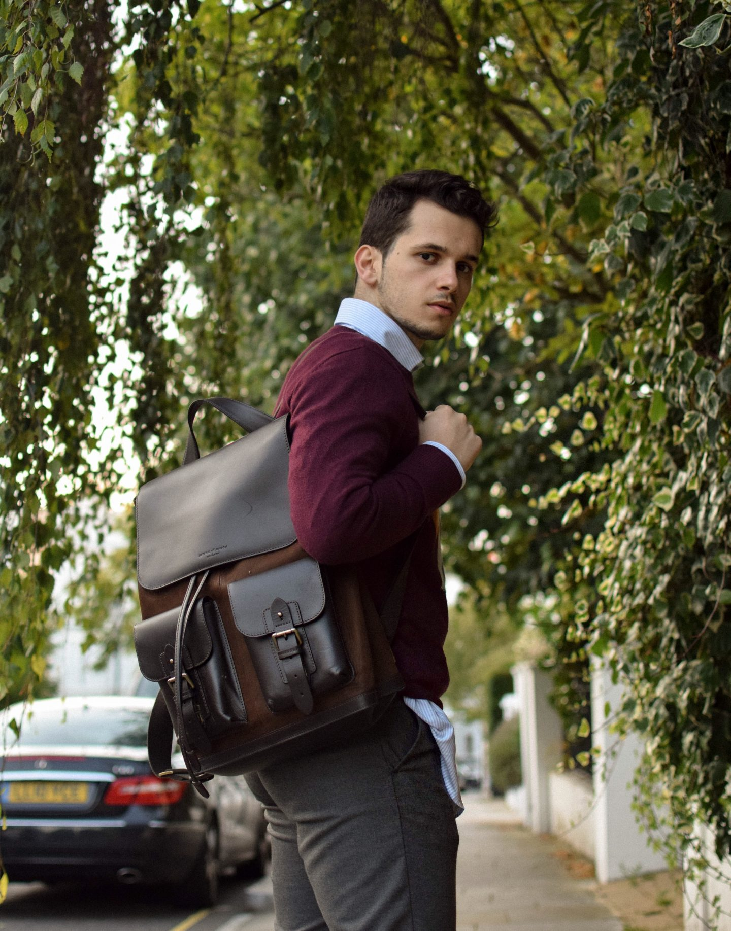 Aspinal Of London Rucksack