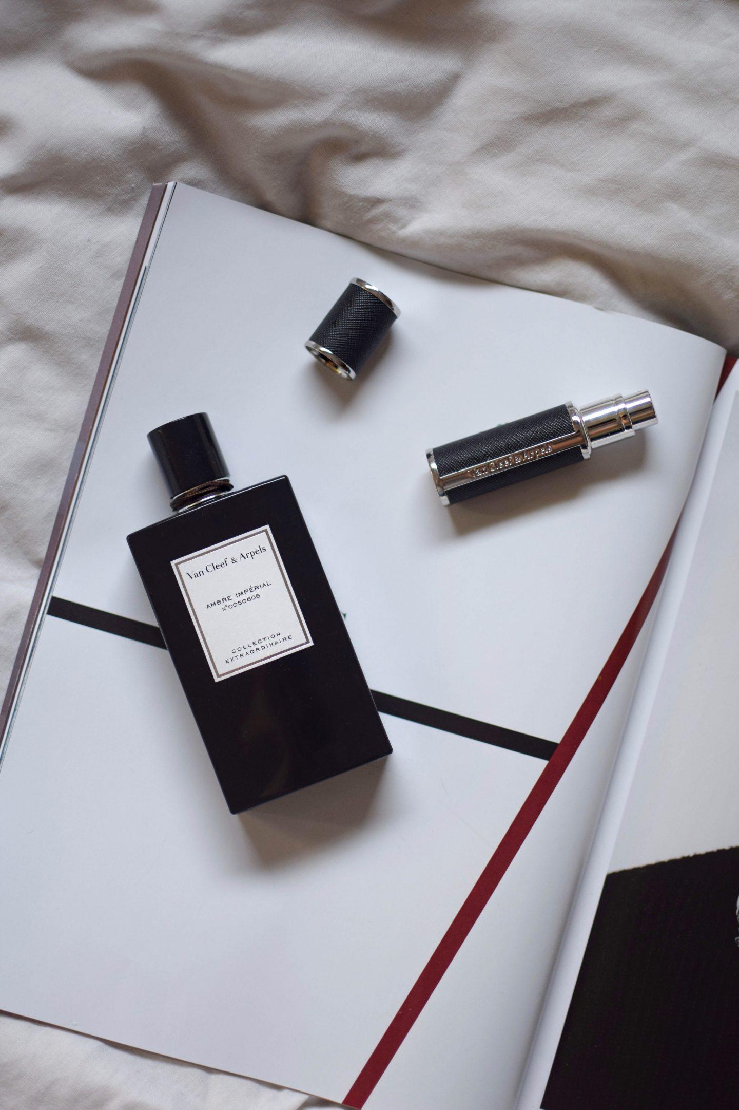 Van Cleef & Arpels Ambre Imperial perfume