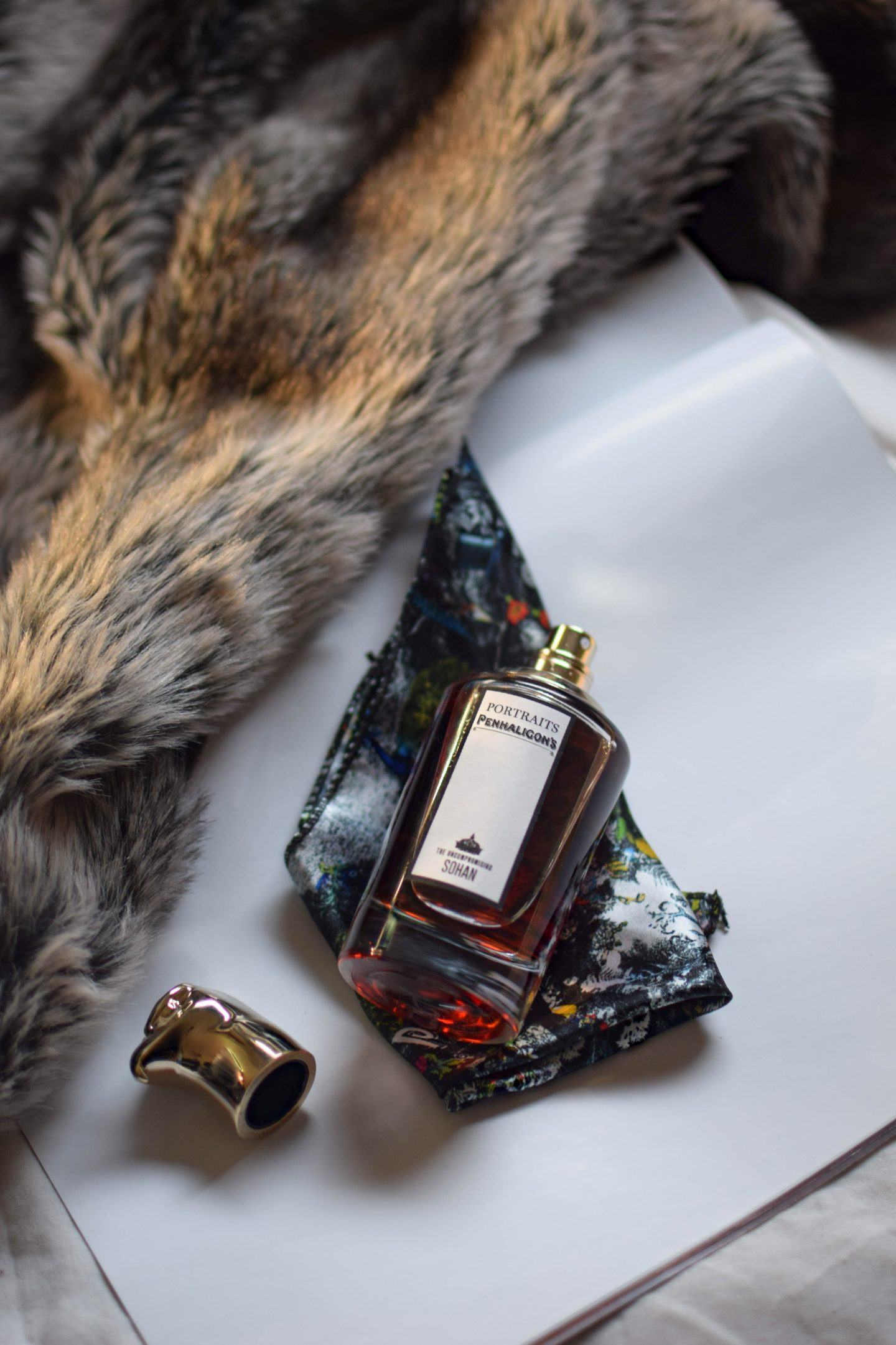 Uncompromising Sohan Perfume