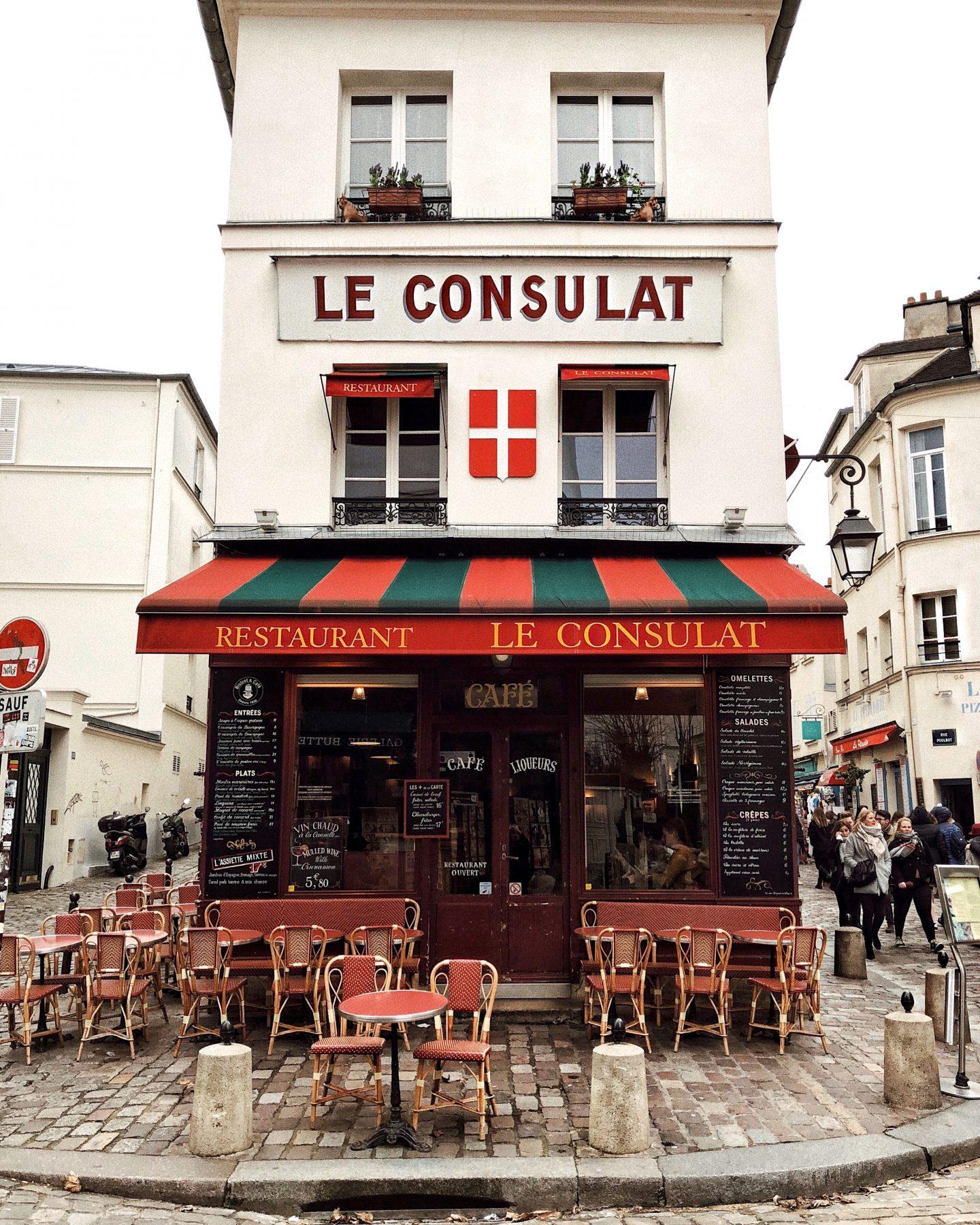 Montmarte Le Consulat