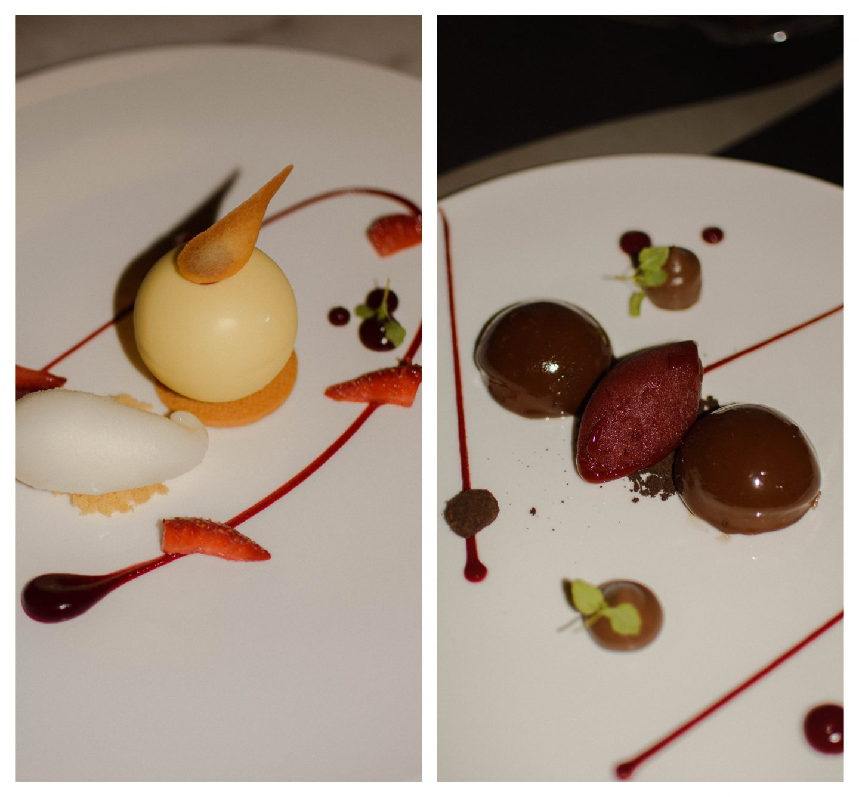 Bubo Restaurant Desserts