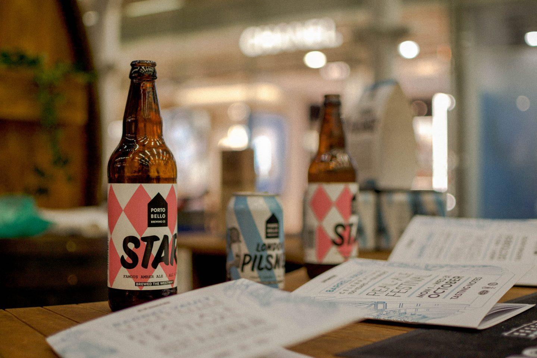 St Pancras Intl Beer Festival - Elefv 5